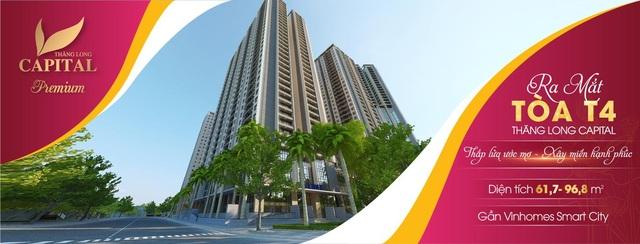 Khan hiếm căn hộ chung cư chất lượng giá tầm trung phía Tây Hà Nội - 2