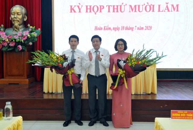 Hà Nội: Hoàn Kiếm có tân Chủ tịch UBND quận - 1