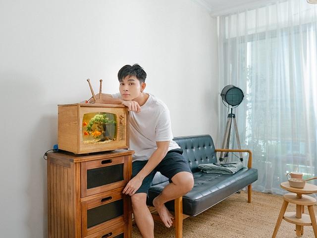 Hé lộ không gian sống cực chất của Jun Phạm - 2