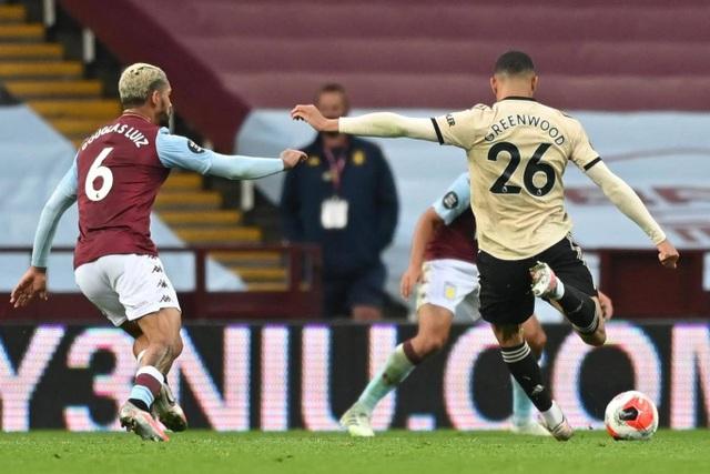 Nhìn lại chiến thắng lập kỷ lục của Man Utd trước Aston Villa - 9