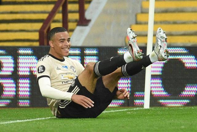 Nhìn lại chiến thắng lập kỷ lục của Man Utd trước Aston Villa - 10
