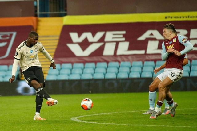 Nhìn lại chiến thắng lập kỷ lục của Man Utd trước Aston Villa - 12