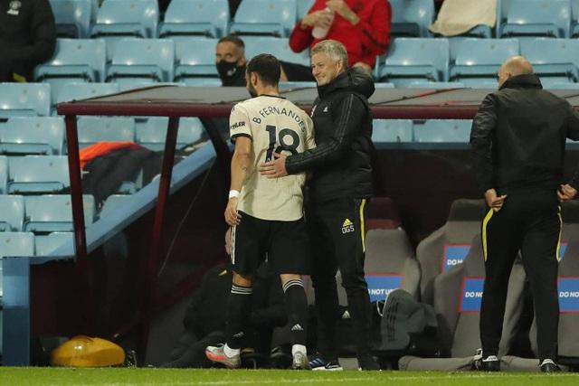 Nhìn lại chiến thắng lập kỷ lục của Man Utd trước Aston Villa - 14