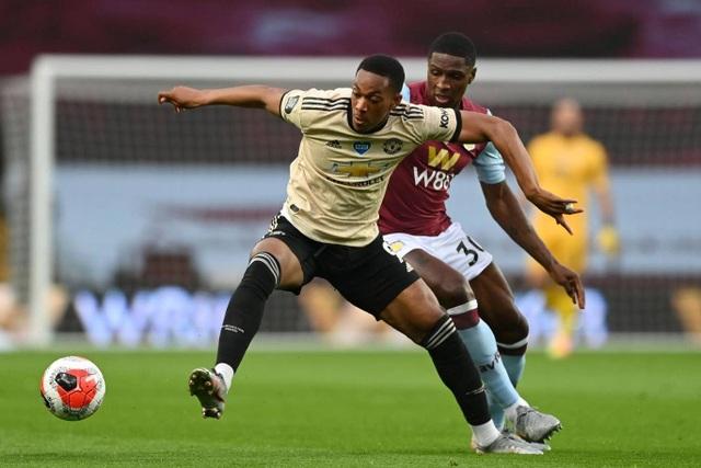 Fernandes xuất sắc nhất trận Man Utd đại thắng Aston Villa - 5