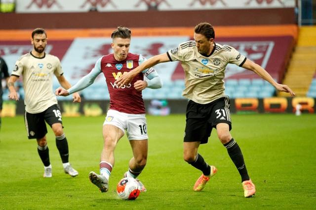 Fernandes xuất sắc nhất trận Man Utd đại thắng Aston Villa - 2