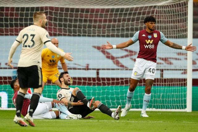Nhìn lại chiến thắng lập kỷ lục của Man Utd trước Aston Villa - 6