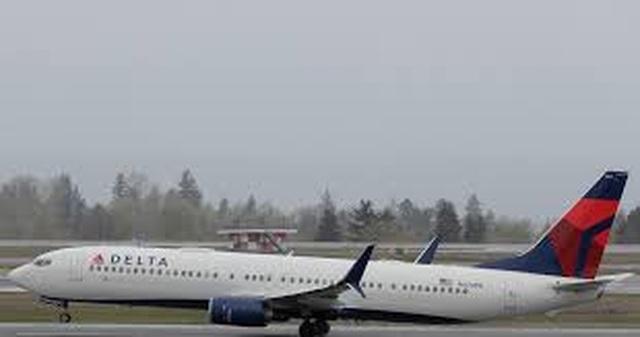 Máy bay bị móp méo phải hạ cánh khẩn cấp vì mưa đá - 2