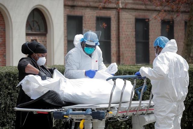 Covid-19 lây lan khủng khiếp ở Mỹ, 20.000 người có thể chết trong 3 tuần - 3