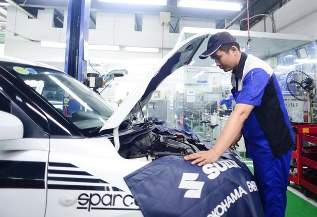 Tổng Giám đốc Việt Nam Suzuki: Nhiệm vụ quan trọng nhất của Suzuki là làm khách hàng hài lòng - 2