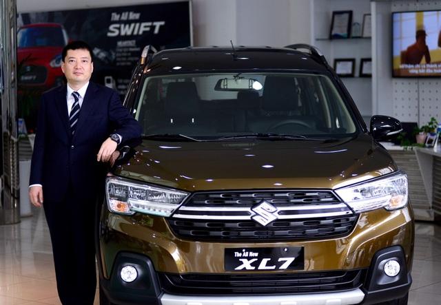 Tổng Giám đốc Việt Nam Suzuki: Nhiệm vụ quan trọng nhất của Suzuki là làm khách hàng hài lòng - 3