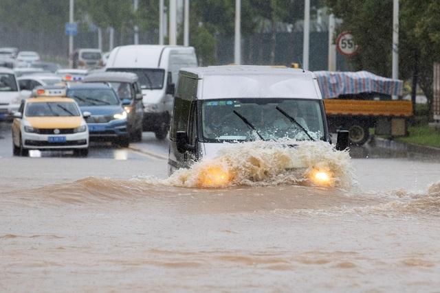 Trung Quốc ban hành cảnh báo lũ trên sông Dương Tử - 2