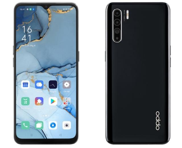 Loạt smartphone mới mở bán, đã giảm giá ngay đầu tháng 7 - 1