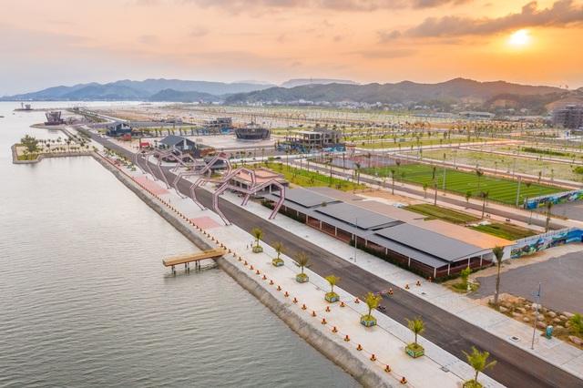 Đất nền Phương Đông Vân Đồn hút khách đầu tư - 1