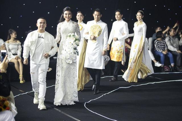 Thúy Diễm, Trương Quỳnh Anh đọ dáng trong vai trò vedette - 1