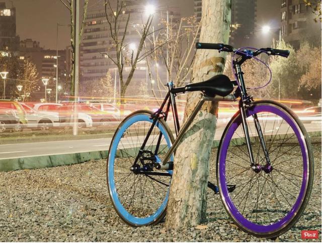 Yerka - Chiếc xe đạp không bao giờ bị mất trộm - 1