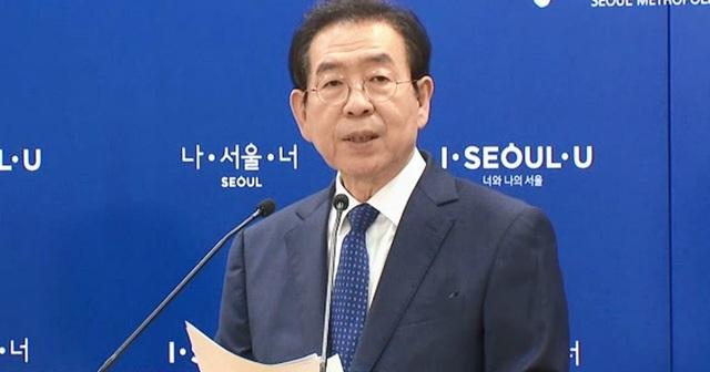 Tìm thấy thi thể thị trưởng Seoul nghi tự vẫn - 1