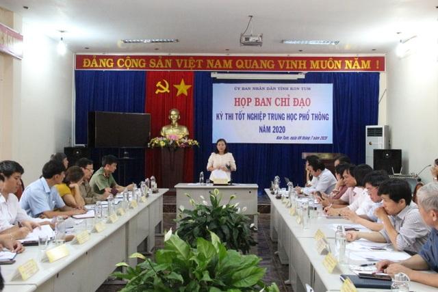 Kon Tum, Khánh Hòa chuẩn bị tốt cơ sở vật chất cho kì thi tốt nghiệp THPT - 1