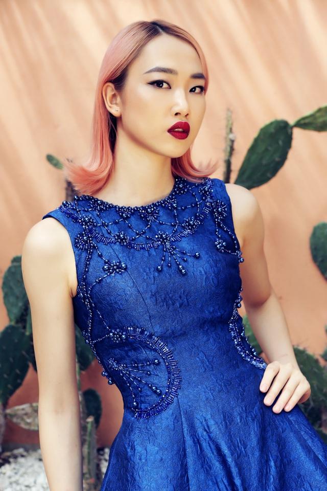 Top 5 Hoa hậu Việt Nam giỏi 2 ngoại ngữ từng được gặp cựu Tổng thống Obama - 12