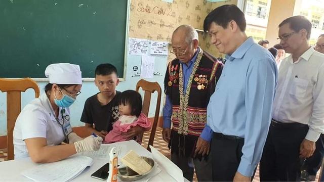 Unilever hỗ trợ chiến dịch phòng chống bệnh bạch hầu tại Gia Lai - 2