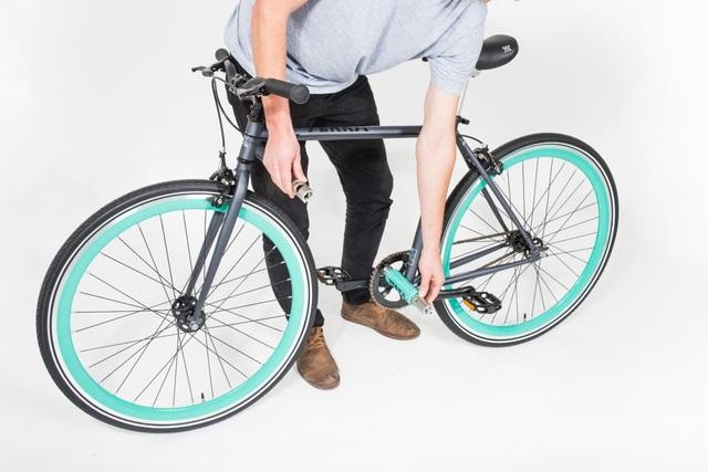 Yerka - Chiếc xe đạp không bao giờ bị mất trộm - 2