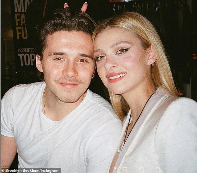 Brooklyn Beckham đính hôn với con gái tỷ phú - 1
