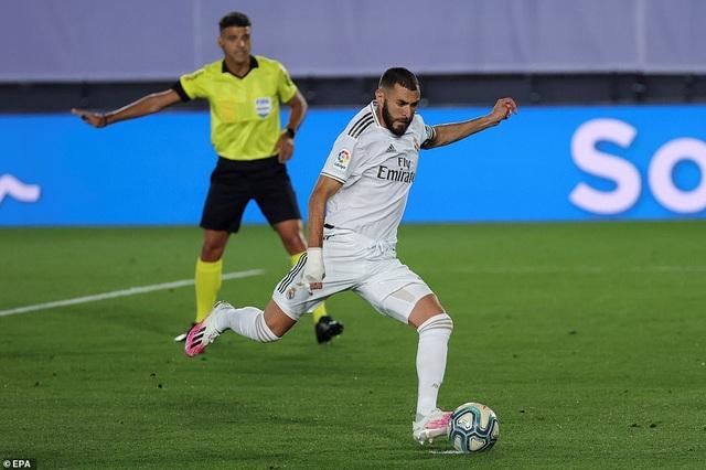 Đánh bại Alaves, Real Madrid tiến gần đến chức vô địch La Liga - 1