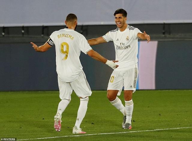 Đánh bại Alaves, Real Madrid tiến gần đến chức vô địch La Liga - 8