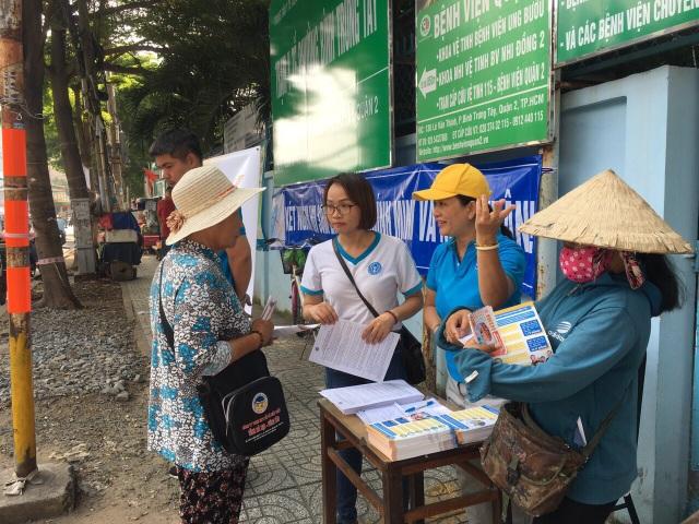 TPHCM vận động hơn 60.000 người tham gia bảo hiểm xã hội - 6