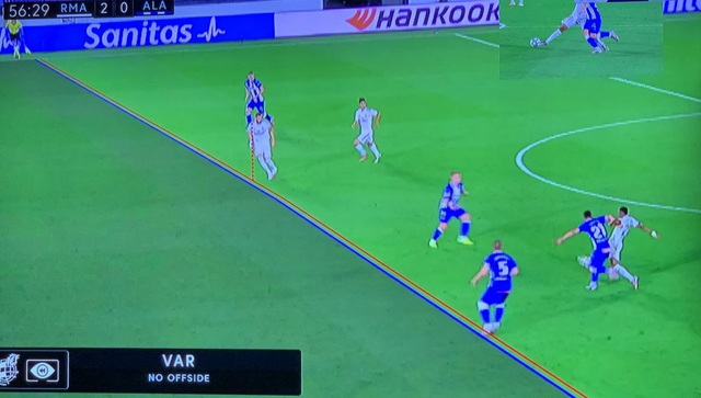 Tranh cãi nảy lửa về hai bàn thắng giúp Real Madrid chiến thắng - Ảnh minh hoạ 2