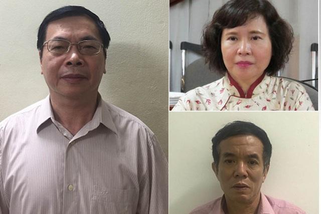 Vì sao cựu Bộ trưởng Vũ Huy Hoàng và hai thuộc cấp bị khởi tố? - 1