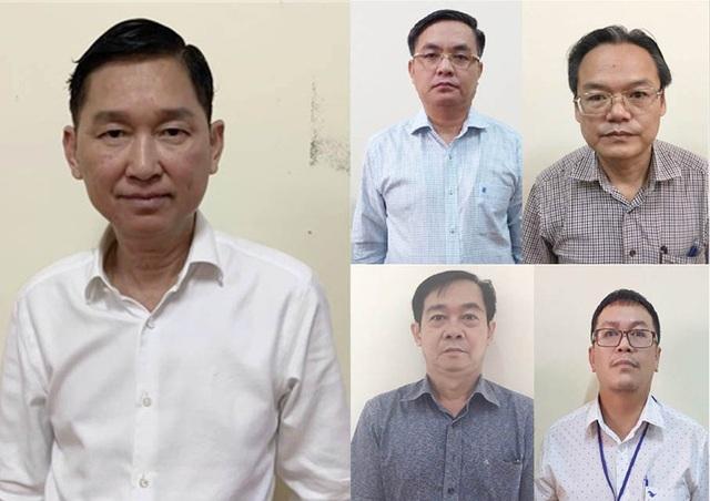 Thủ tướng tạm đình chỉ công tác Phó Chủ tịch TPHCM Trần Vĩnh Tuyến 90 ngày - 1