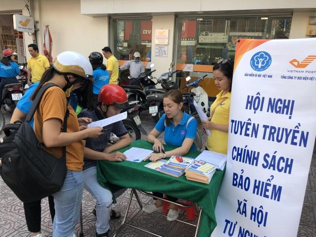 TPHCM vận động hơn 60.000 người tham gia bảo hiểm xã hội - 4