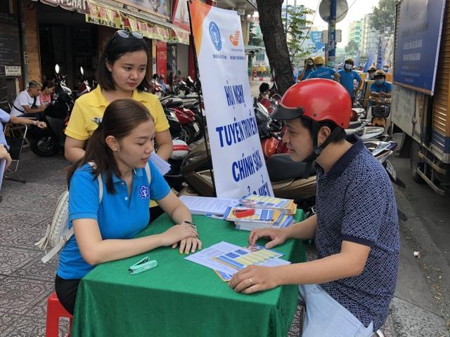 TPHCM vận động hơn 60.000 người tham gia bảo hiểm xã hội - 3