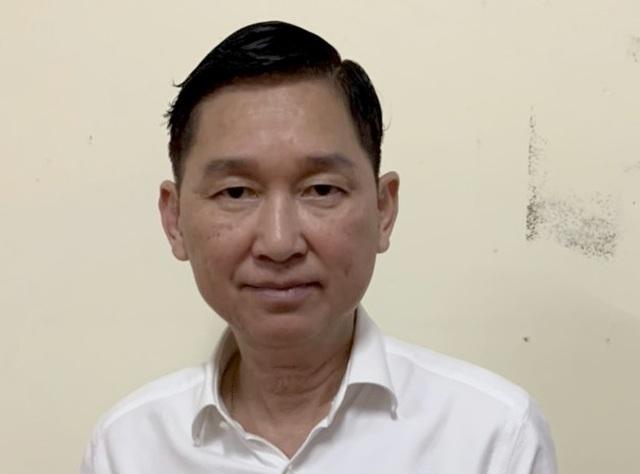 Hơn 2 giờ khám xét nhà Phó Chủ tịch TPHCM Trần Vĩnh Tuyến - 1