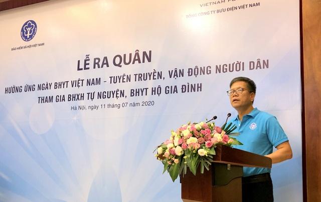 Phát động Lễ ra quân hưởng ứng Ngày BHYT Việt Nam trên toàn quốc - 2