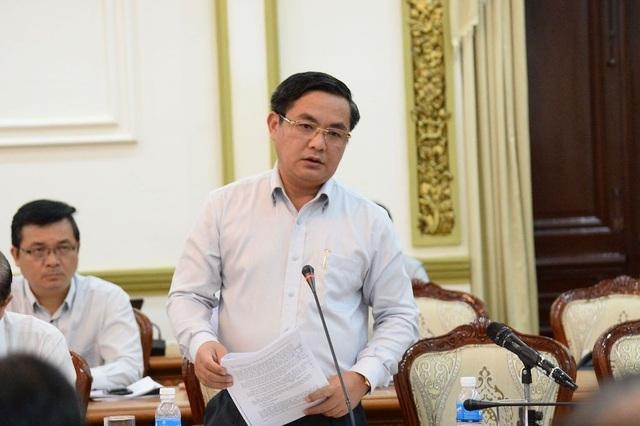Tạm đình chỉ nhiệm vụ đại biểu HĐND TPHCM đối với ông Trần Vĩnh Tuyến - Ảnh minh hoạ 2