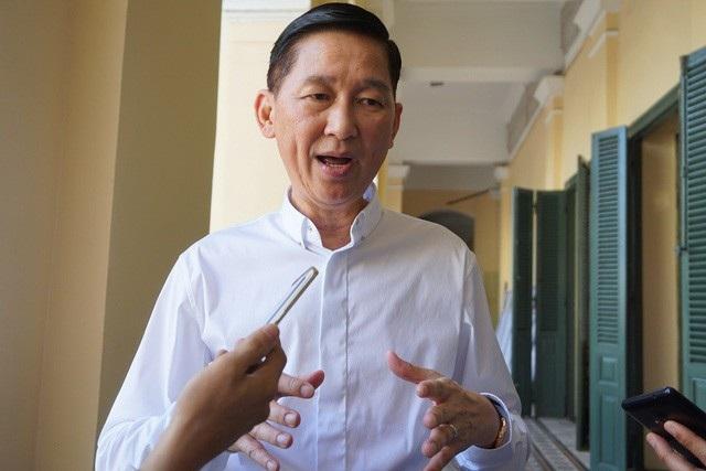 Khởi tố Phó Chủ tịch TPHCM Trần Vĩnh Tuyến - 1