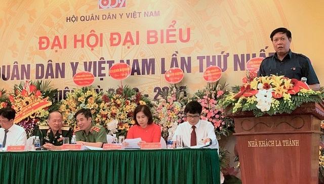 Thành lập Hội Quân dân y Việt Nam