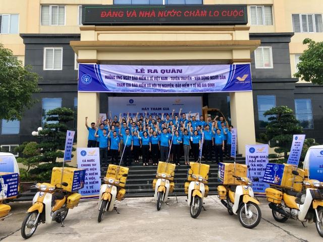 Phát động Lễ ra quân hưởng ứng Ngày BHYT Việt Nam trên toàn quốc - 5