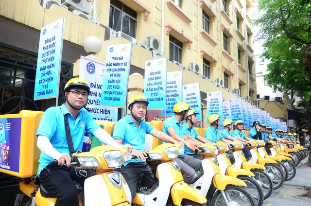 Phát động Lễ ra quân hưởng ứng Ngày BHYT Việt Nam trên toàn quốc - 4