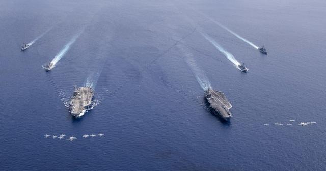 Mỹ sắp ra tuyên bố quan trọng về Biển Đông - 1
