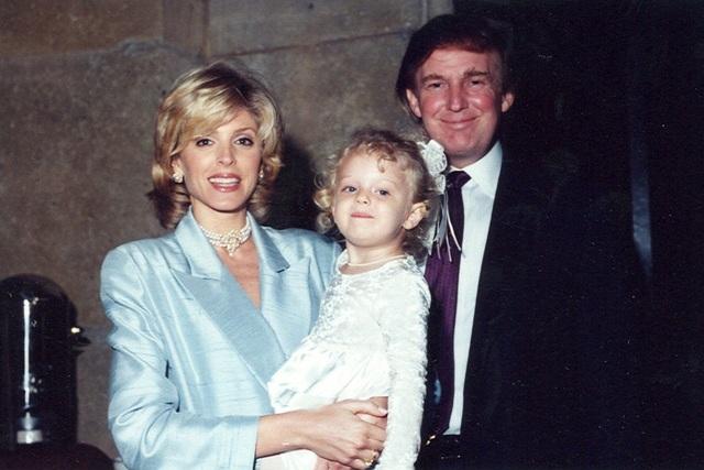 Gia tộc Trump giàu có phía sau đệ nhất gia đình nước Mỹ - 6