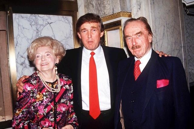 Gia tộc Trump giàu có phía sau đệ nhất gia đình nước Mỹ - 3