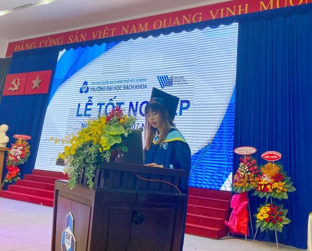Nữ sinh Bách khoa đi 3 nước trong 4 năm đại học bằng học bổng  - 2