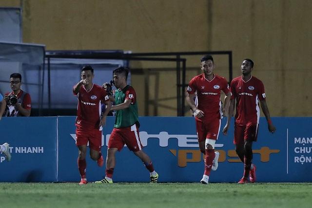 CLB Viettel thắng đậm Hải Phòng 4-0 ở Hàng Đẫy - 3