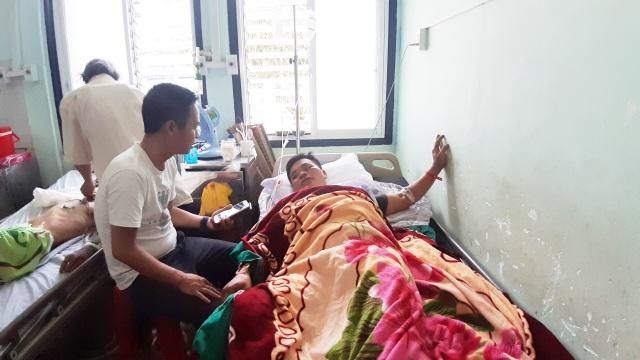 Vụ tai nạn 5 người tử vong: Chạy sai tuyến, phụ xe dương tính với ma túy - 5