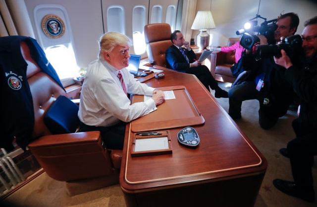 """Ông Trump: Quan hệ Mỹ- Trung """"tổn hại nghiêm trọng"""" - 1"""