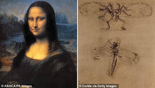 """Bí mật giúp danh họa Leonardo da Vinci tạo nên siêu phẩm """"Mona Lisa"""" - 1"""