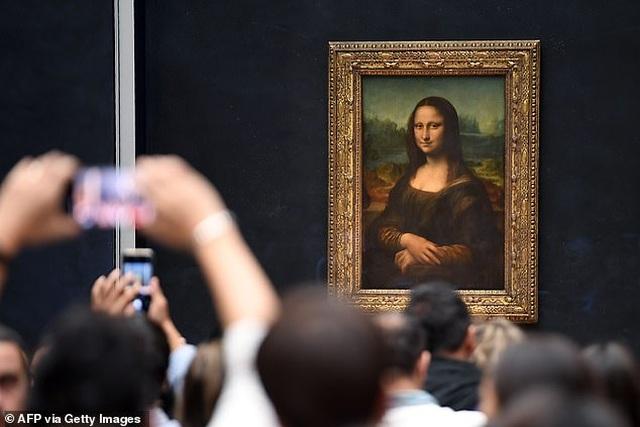 """Bí mật giúp danh họa Leonardo da Vinci tạo nên siêu phẩm """"Mona Lisa"""" - 2"""