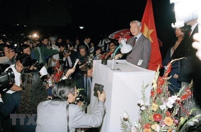 Việt Nam-Hoa Kỳ: 25 năm, một chặng đường - 2